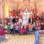 Nous fêtons la naissance de Jésus